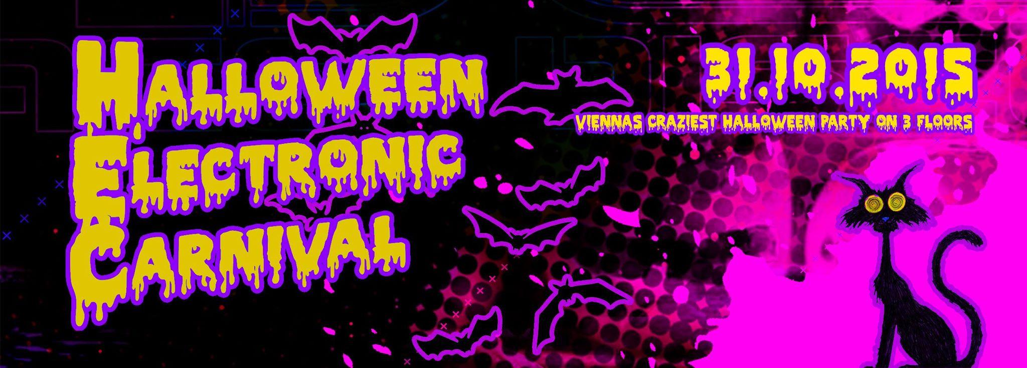 Halloween Electronic Carnival 2015